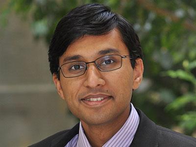 Aravind Ganesh, MD